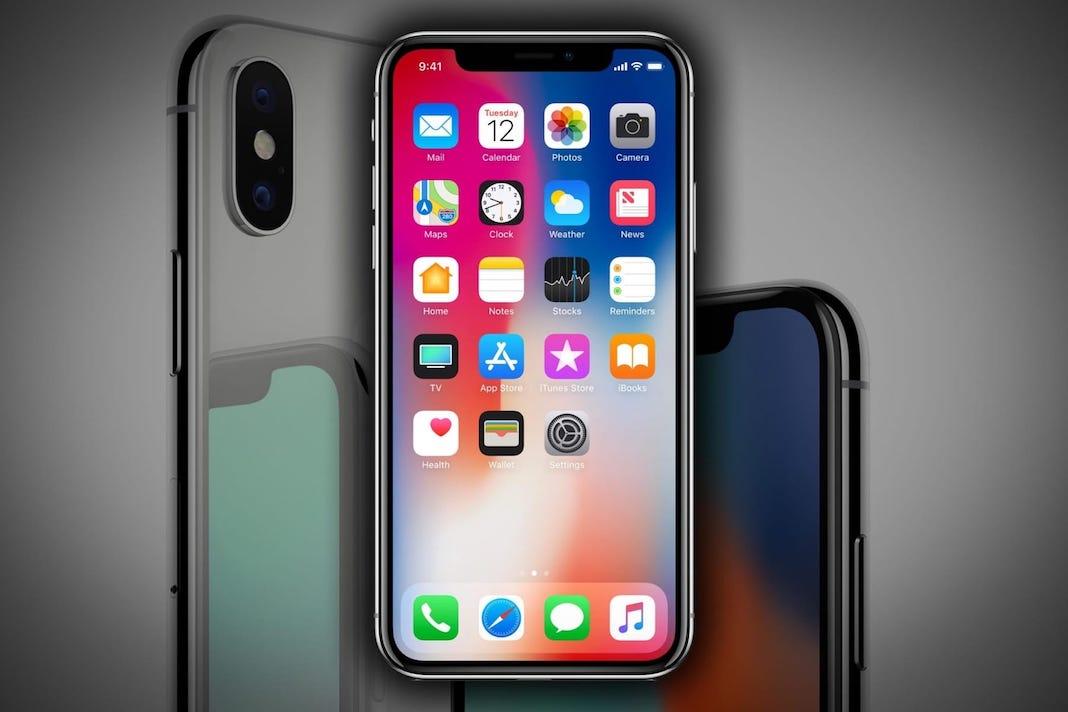 Выбираем iPhone X